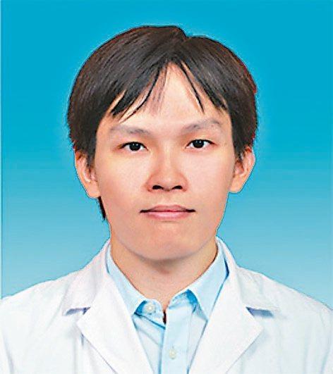 員林基督教醫院復健科主治醫師楊宗翰 圖/楊宗翰提供