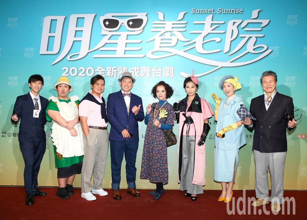 陳漢典(左起)、Alizabeth娘娘、黃浩詠、洪都拉斯、范瑞君、方文琳、黃嘉千