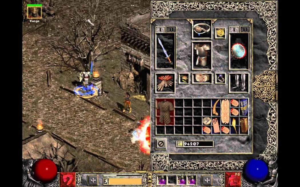 有名的《暗黑破壞神》(Diablo)就是一款「Roguelike」玩法的遊戲。(...