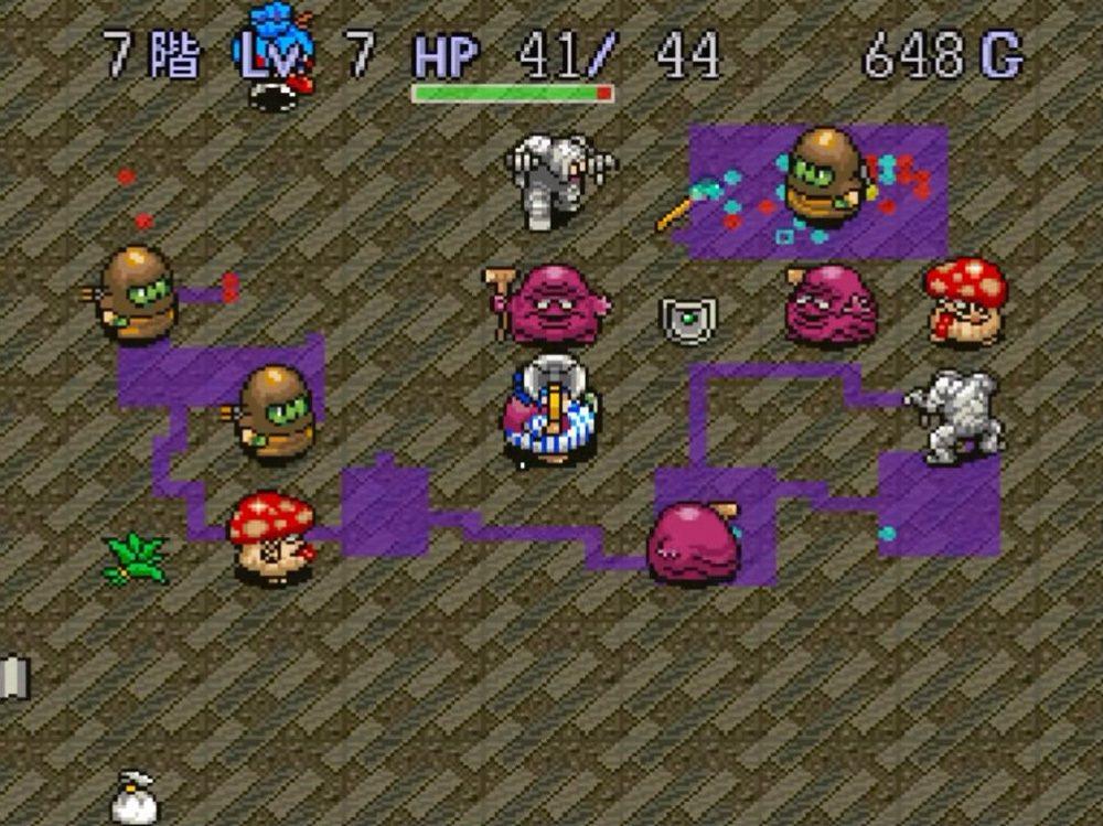 遊戲中登場的角色,以及道具等要素,甚至連音樂全都是來自於勇者鬥惡龍,讓玩家備感親...