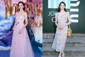 《暮光之城》貝拉女兒從小美到大!麥肯基弗依紅毯造型成新一代「仙氣範本」