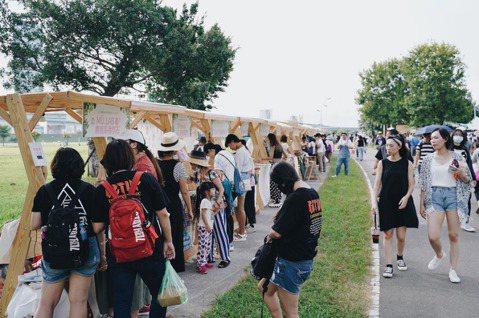 由新北市文化局主辦的「綠生活音樂節」於9月19日、20日在新北大都會公園盛大登場...