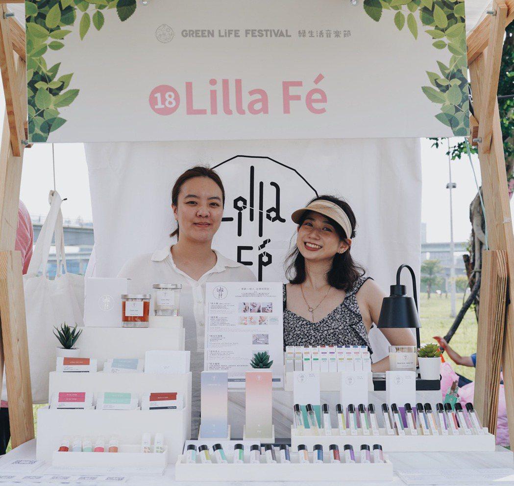 Lilla Fé香氛以香氣傳達對人的刻畫、造訪過的風景及感觸,至今已創作超過10...