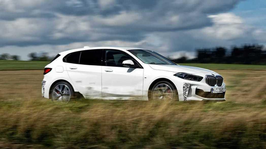全新BMW 128ti準備問世迎戰前驅鋼砲級距。 摘自BMW