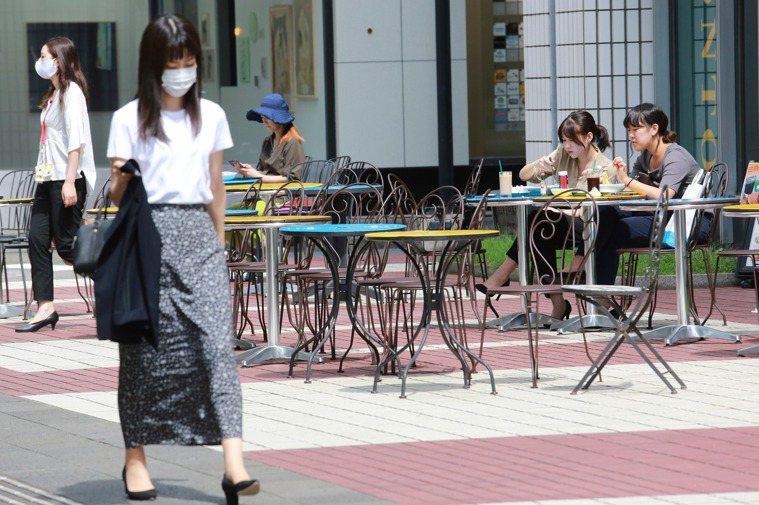 日本沖繩縣單日確診病例創3個月來新高。美聯社