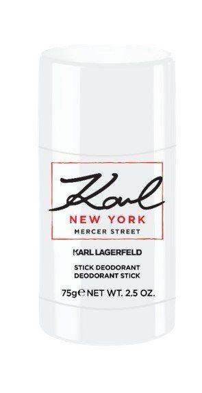 卡爾拉格斐紐約蘇活淡香水體香膏/75g/700元。圖/鋒恩香水提供