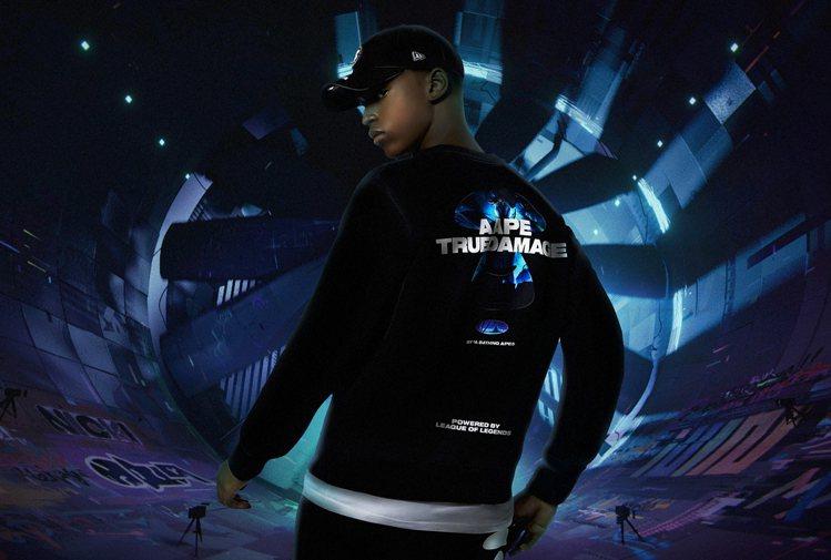 超人氣遊戲《英雄聯盟League of Legends》,首度與日本潮牌AAPE...