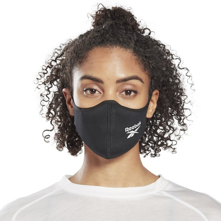 Reebok透氣環保口罩三件一組580元。圖/Reebok提供