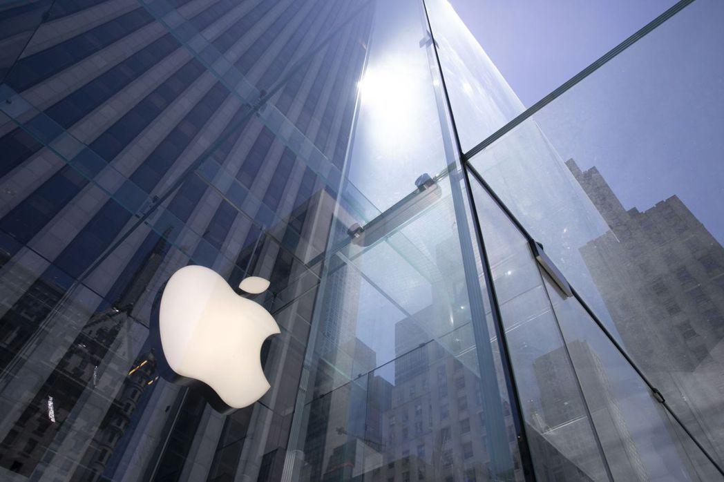 蘋果公司9月來市值失血逾5,000億美元。美聯社