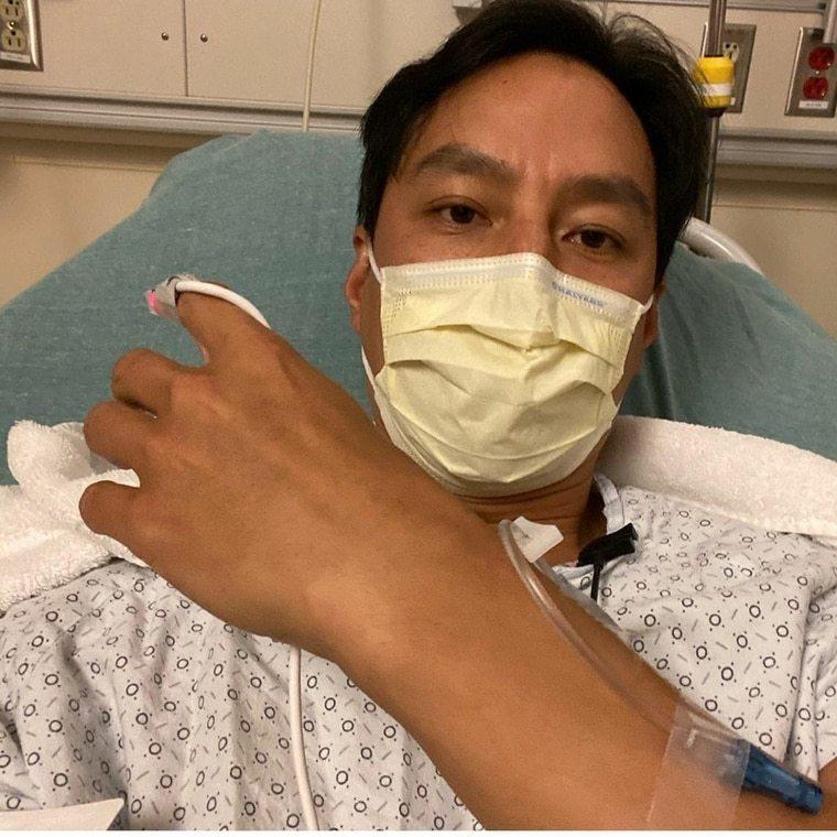 吳彥祖盲腸炎復發,經手術後已無大礙,他自嘲「該去買彩券」。圖/摘自IG