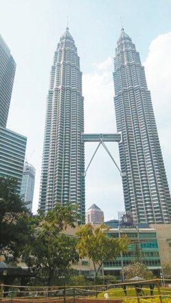馬來西亞首都為吉隆坡,雙子星大樓曾是世界第一高樓,也是吉隆坡著名地標。記者何秀玲...