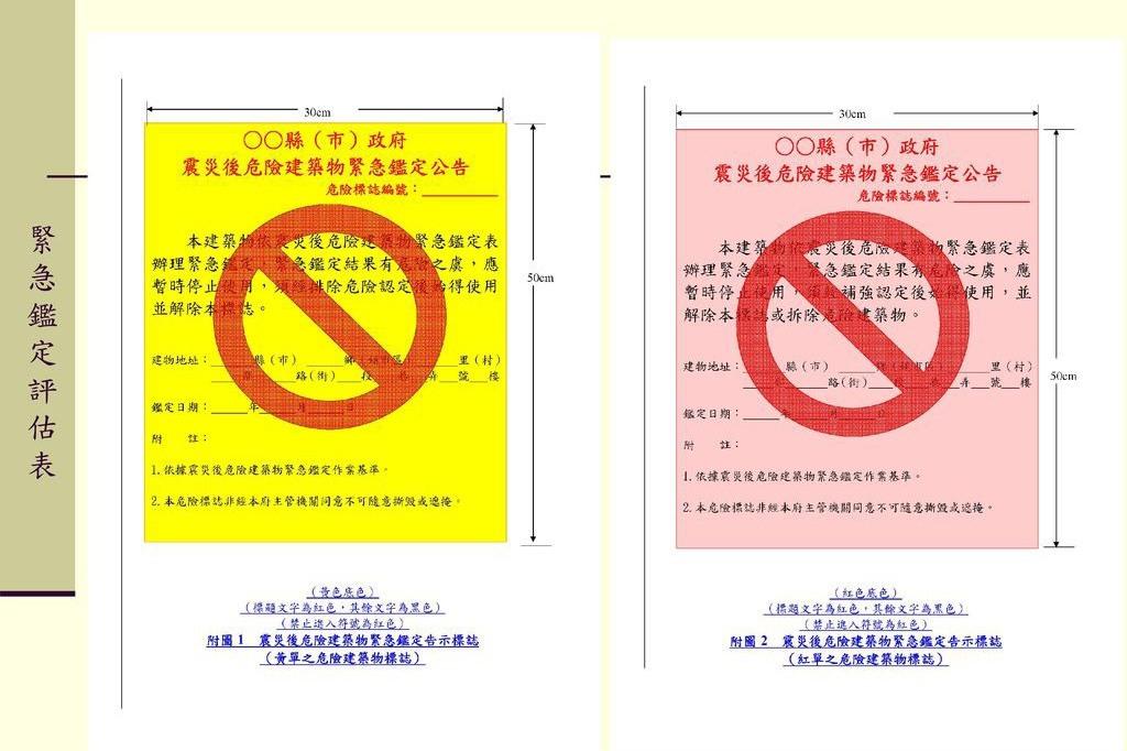 黃單列管建物/北市:只能輔導不宜罰 危公安才強拆