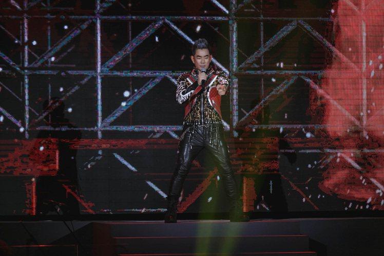 任賢齊今晚重返處男開唱地舉辦「齊跡2020」演唱會。圖/KKLIVE提供