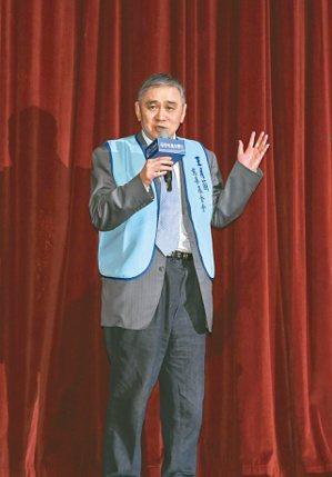 王永慶長子暨宏仁集團總裁王文洋。業者/提供