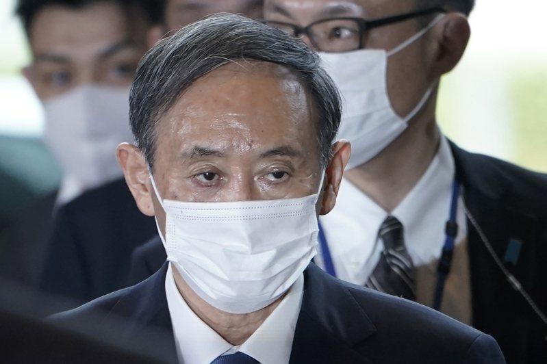 新任日本首相菅義偉。(美聯社)
