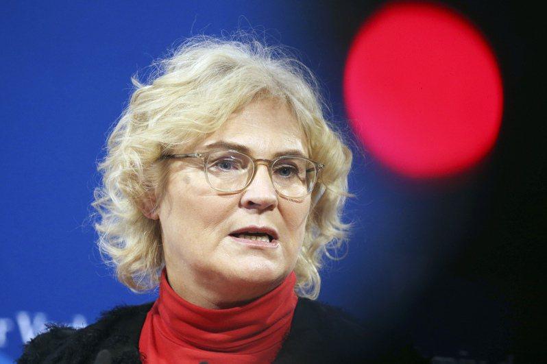 德國司法部長Christine Lambrecht認為,如果企業能規劃出可行的重組計畫,應該能在破產程序之外實施構想。美聯社