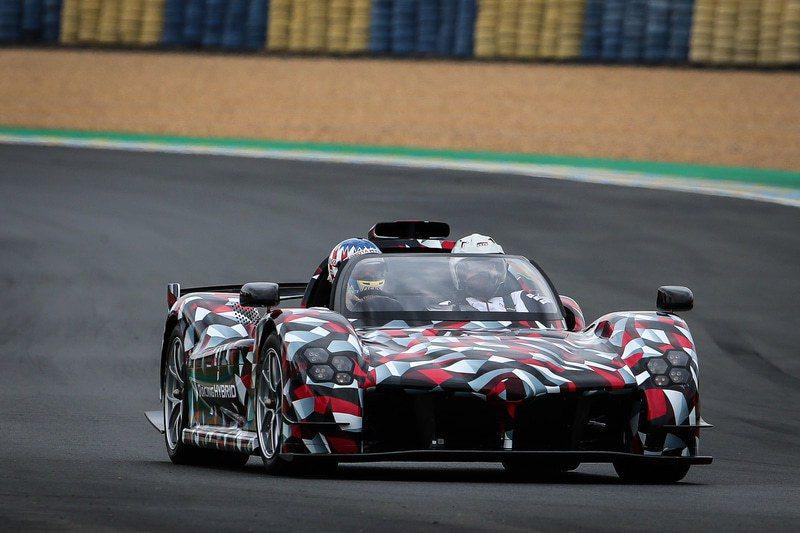 Toyota GR Super Sport。 摘自Carwatch
