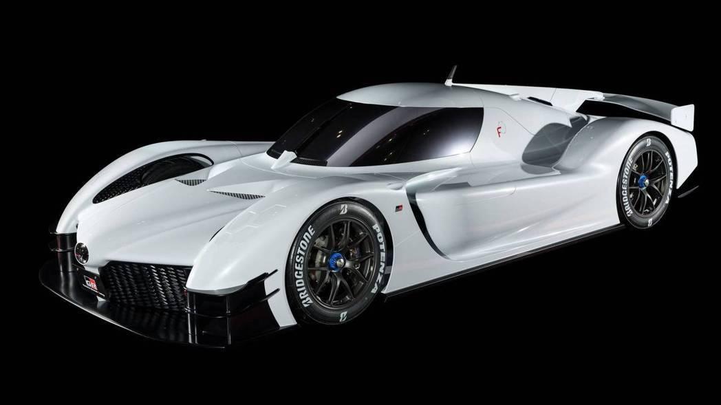 Gazoo Racing Super Sport Concept。 摘自Toyo...