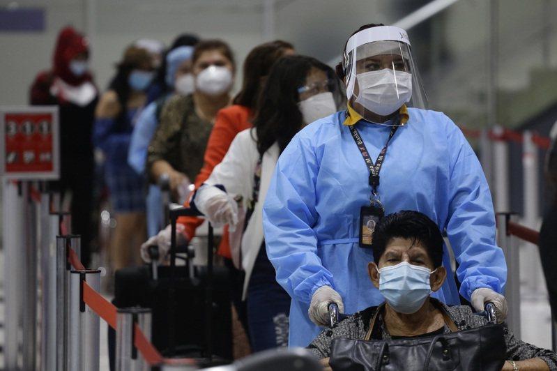 法新社彙整官方數據顯示,截至格林威治標準時間20日11時(台灣20日晚間7時),全球至少95萬7948人死於2019冠狀病毒疾病(COVID-19,新冠肺炎),至少3084萬9800例確診。 歐新社