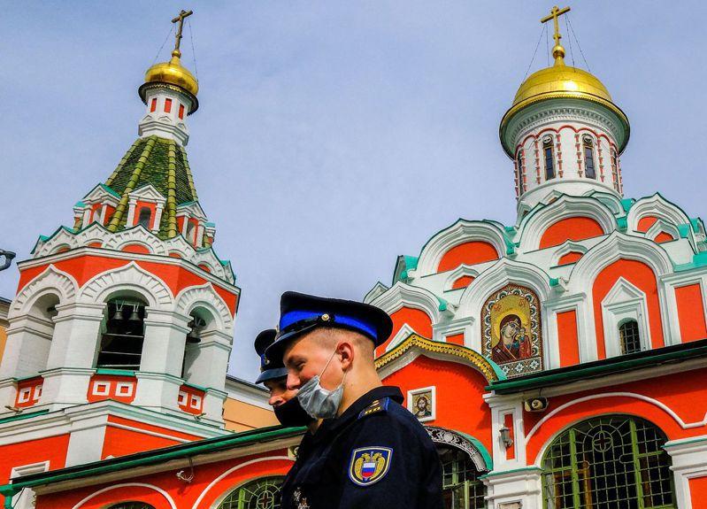 俄羅斯連續兩天新增染疫數破6000人。圖/法新社