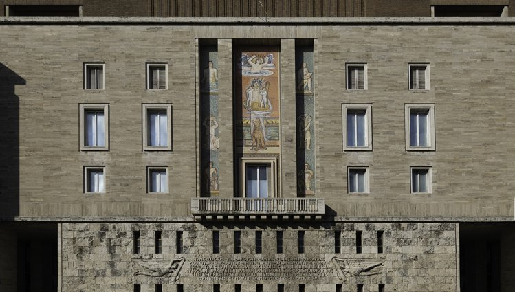 羅馬寶格麗飯店外觀模擬示意圖。圖/寶格麗提供