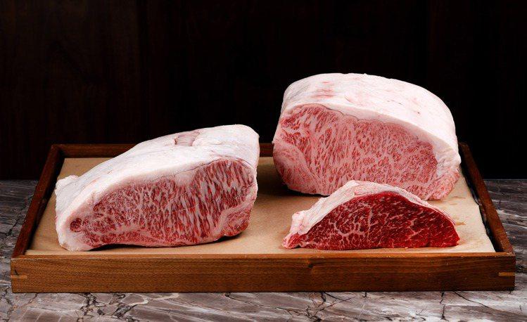樂軒推出「和牛燒肉吃到飽」的限時方案,每人1,588元起。圖/樂軒提供