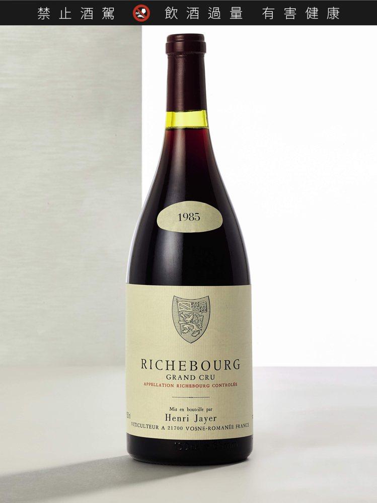 Henri Jayer Richebourg 1985年,1.5公升裝1瓶,估價...