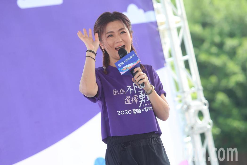 藝人Selina任家萱擔任衛教大使,為免疫性血小板缺乏症「紫斑症」病友發聲,鼓勵...