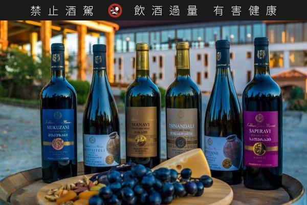 製程登錄世界文化遺產   高加索橘酒登陸台灣