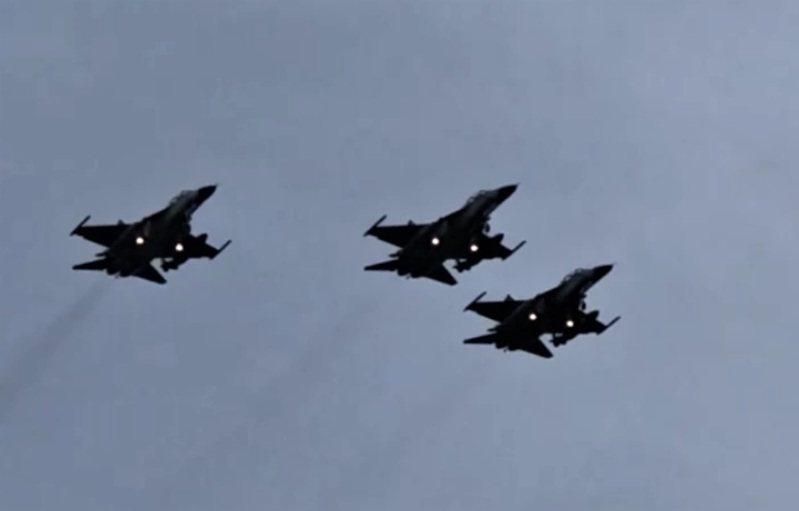 IDF戰機。圖/本報資料照