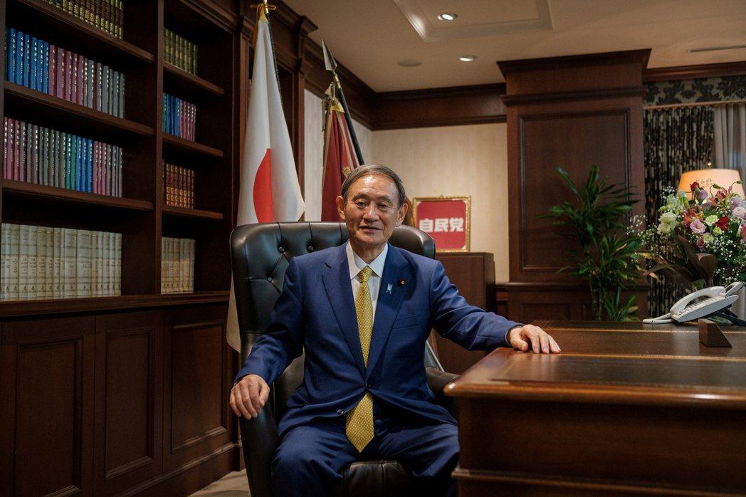 菅義偉在上任日相第5天首度跟美國總統川普進行電話會談。路透