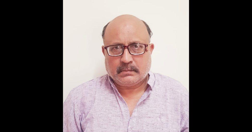 德里警方的國安調查部門,周末宣布破獲一起「中國間諜犯罪」,逮捕長期為中國官媒《環...