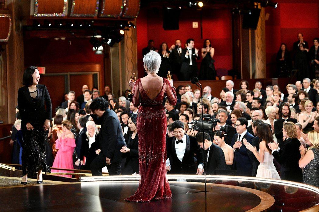 奧斯卡帶頭「多元化評選」,是否真能影響電影產業? 圖/路透社