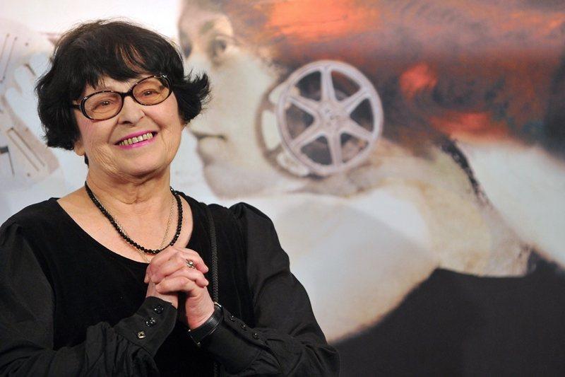 導演琪拉・穆拉托娃,攝於2012年。 圖/法新社