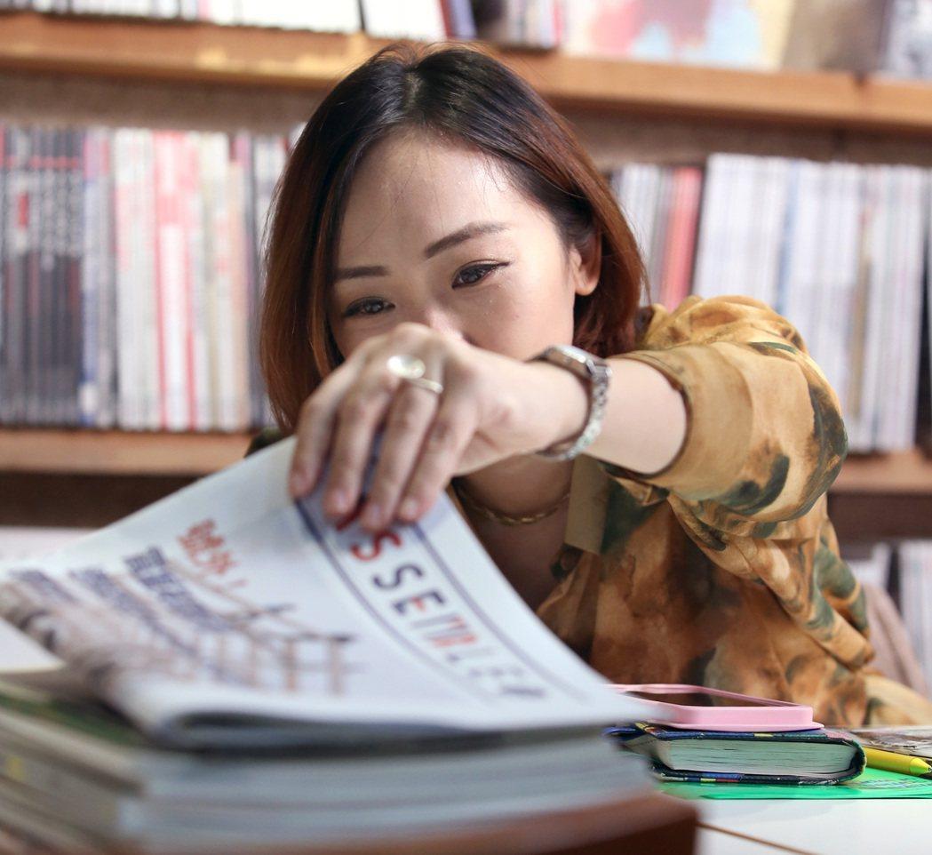 江家華想拓展編輯跨界到不同領域的可能性,她認為這個專業具有的企劃、整合力應該要被...