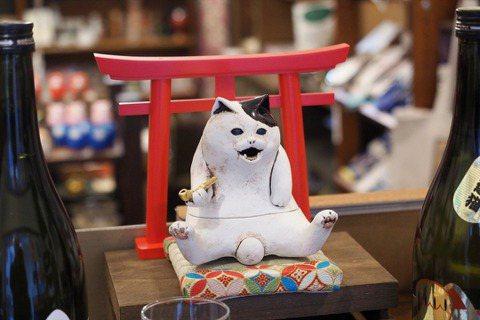 日本東京有名的地方振興活動——「湯島貓咪祭」——從9月中正式展開。 圖/ねこまつ...