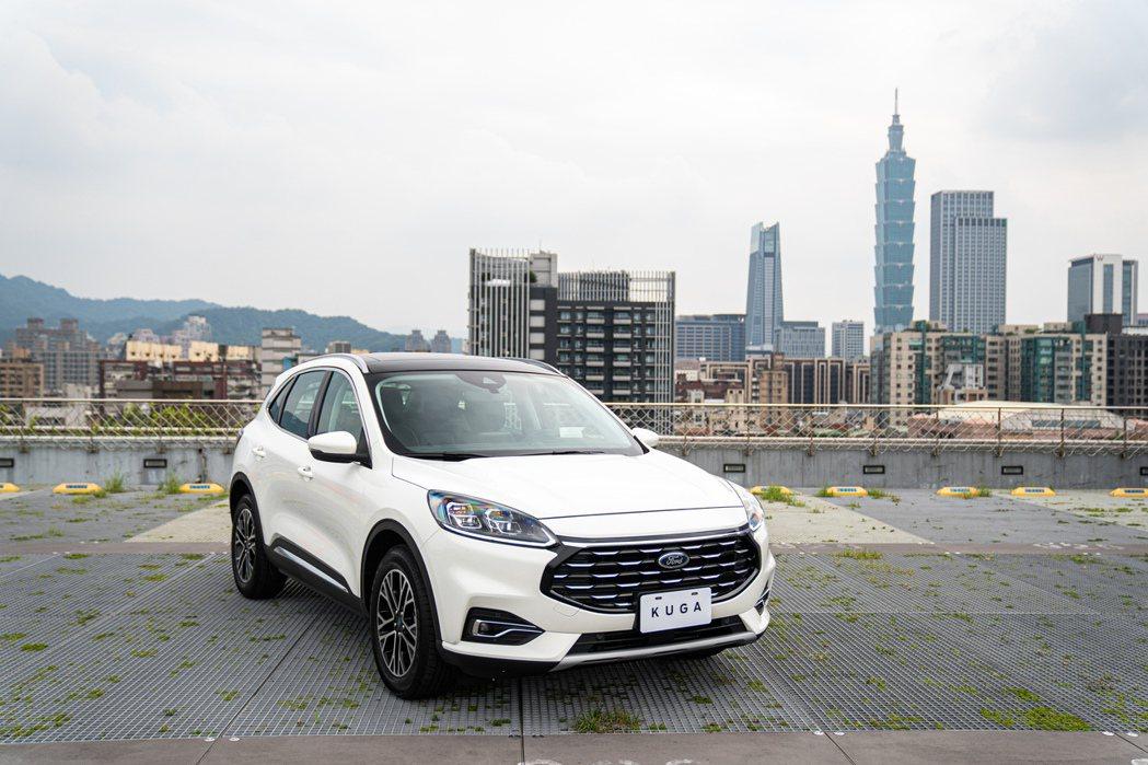 Ford Kuga EcoBoost 180旗艦型更適合精打細算的家庭客層。 ...