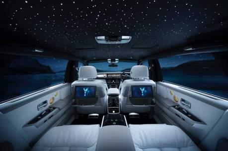 Rolls-Royce的科技感 藏在看不到的地方!