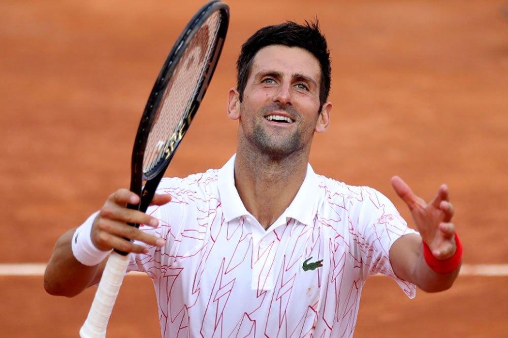 羅馬網賽/約克維奇直落二取勝 晉男單決賽