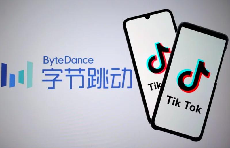字節跳動聲明,TikTok新公司為子公司,融資後持股80%。 (路透)
