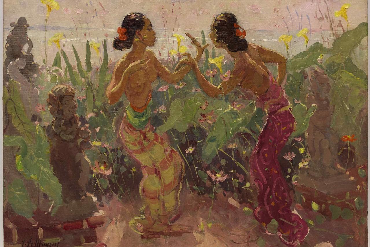 秋拍東南亞現當代藝術 新加坡、印尼重要代表作亮相