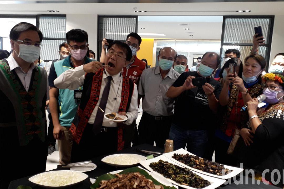 影/發揮原住民長處 台南原民創新中心辦公室開張