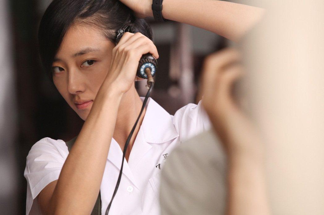 桂綸鎂將和導演楊雅喆出席講堂,一同回顧在高雄拍攝的「女朋友。男朋友」