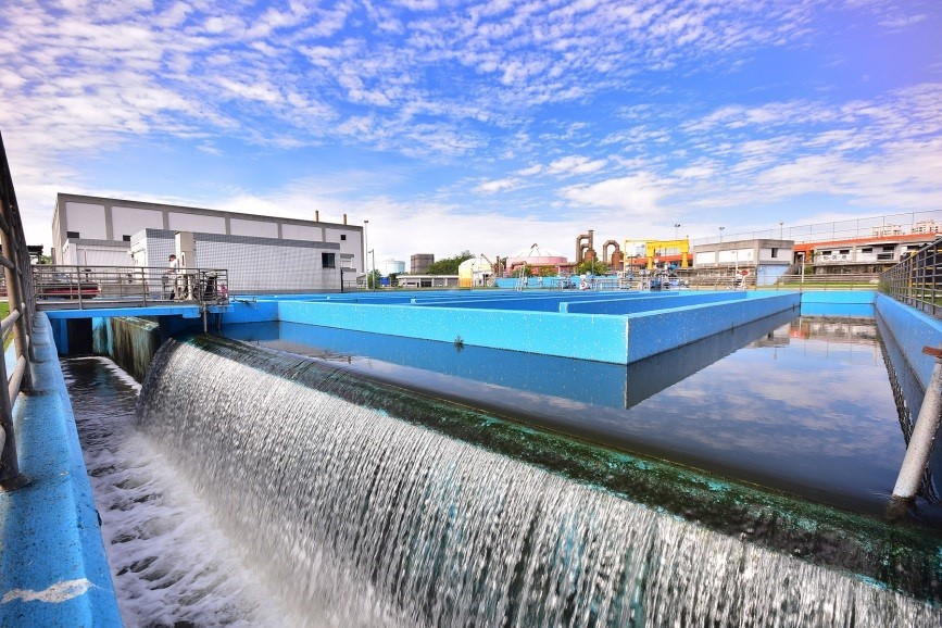 台中福田再生水 簽約供工業用