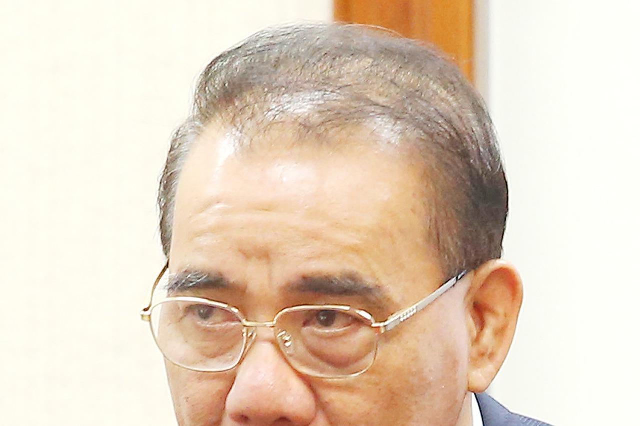 廖國棟稱原民立委不實際參與漢族事 檢批挪時間來收賄