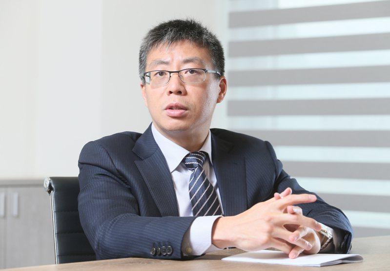 寶佳集團副董林家宏。圖/聯合報系資料照片