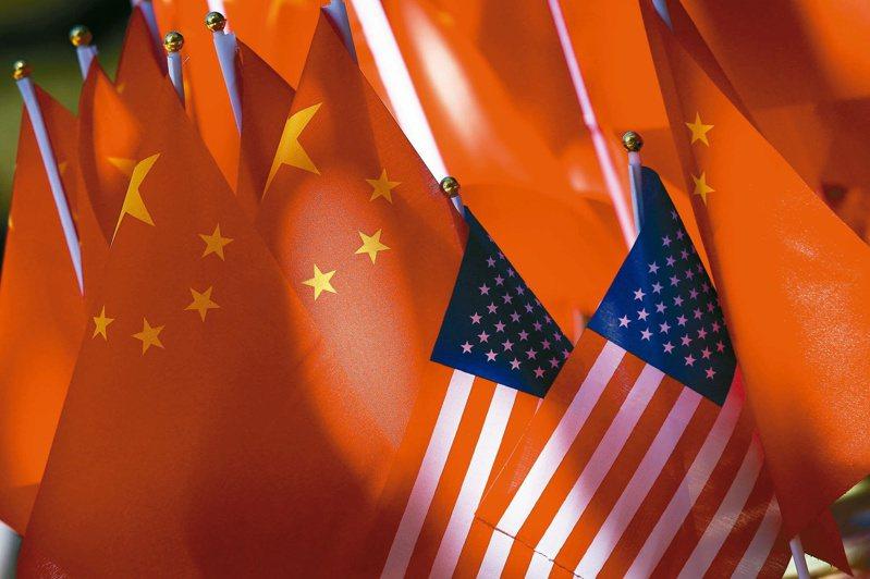 美中貿易戰愈演愈烈。(美聯社)