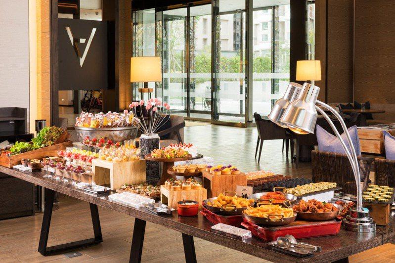 MU BAR「下午茶Buffet」尚未公佈活動截止時間,饕客們記得把握機會吃起來。圖/礁溪寒沐酒店 MU JIAO XI HOTEL