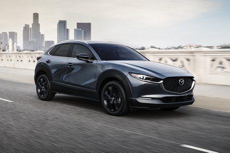 輪到Mazda CX-30了!美規車型確認追加2.5L Turbo動力選項