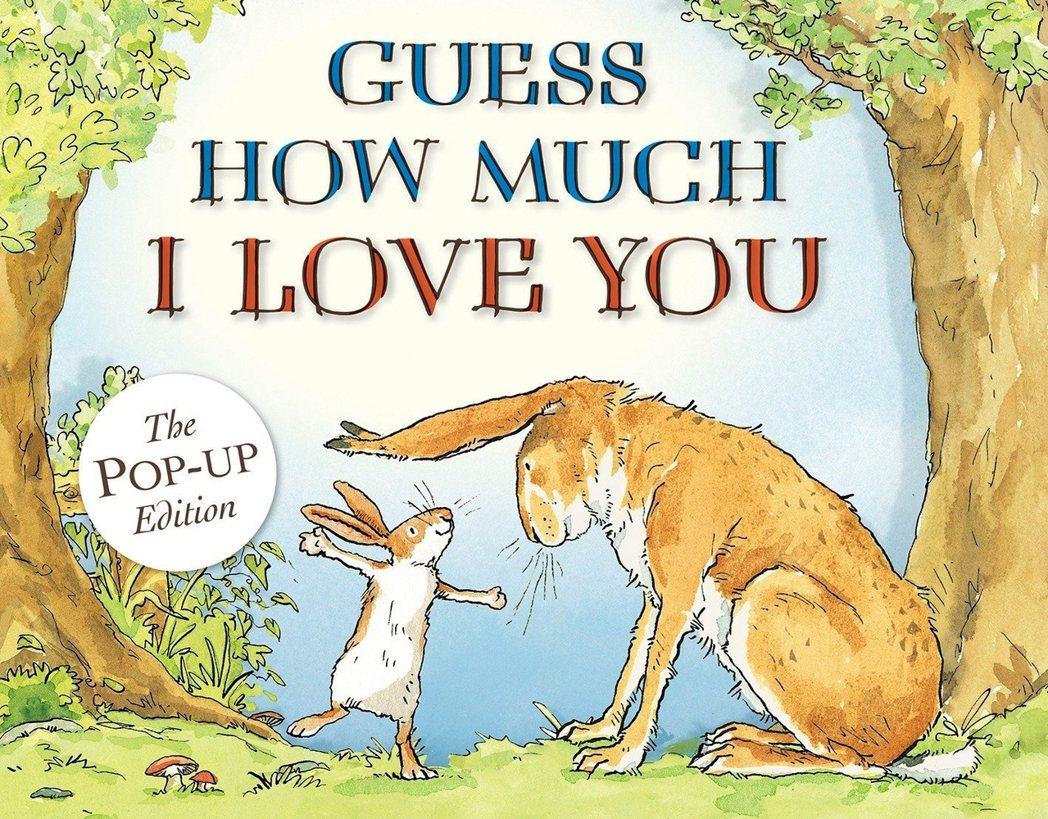 《猜猜我有多愛你》這部描繪一大一小兩隻兔子之愛的繪本故事,在1994年出版後,全...
